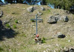 Kreuz im Vallino della Strage