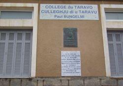 Gedenktafeln am Collège