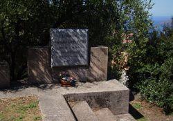 Gedenkstein Archange Giovanelli