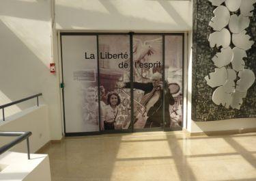 """Raum """"Freiheit des Geistes"""", mit freundl. Genehmigung des Museums"""