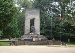 Diables Bleus (Gebirgsjäger-Denkmal)