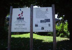 Infotafel zur Befreiung, L'Abbaye