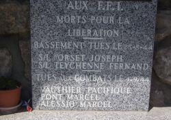 Gedenken an getötete FFI