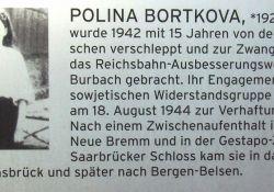 Lebensdaten Polina Bortkova