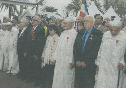 Ehrenlegion für Goumiers und Résistants (Quelle: ANACR 2B)