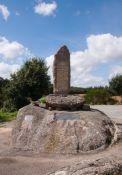 Monument für den Maquis de Coat Mallouen