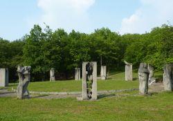 Park der Erinnerung auf dem Monte San'Giulia