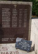 Namen der Toten