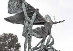 Monumento alla Resistenza (Teilansicht)