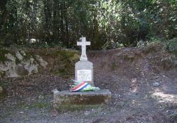Gedenkkreuz Jacques Cinquini