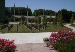 Gedenkstätte (Teilansicht)