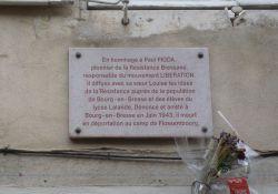 Gedenktafel für Paul Pioda