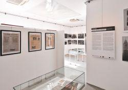 Casa della memoria e della storia - Ausstellungsflächen