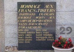 Gedenktafel für FFI