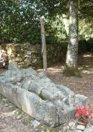 Skulptur von Nelson Salvestrini