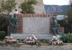 Denkmal Stoßbataillon