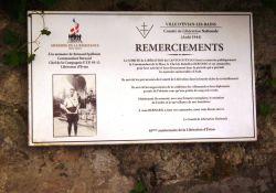 Gedenktafel B. Epelbeim
