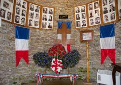 Im Museum: Fotos von Widerstandskämpfern