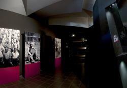 Ausstellungsraum (Foto: Baldassare Amodeo)