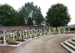 Gräber getöteter Résistants