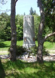 Denkmal für die vier Mordopfer