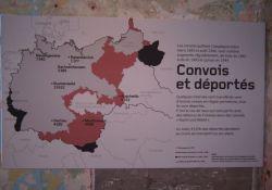 Deportationen und Ziele/Konzentrationslager