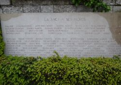 Denkmal getötete Eisenbahner