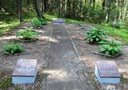 Gedenkstätte II für sowjetische Kriegsgefangene