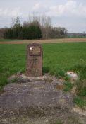 Gedenkstein für Paul Baptiste