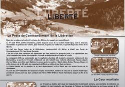 Info-Stele Liberté/Freiheit