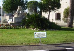 Résistants- und Deportierten-Denkmal