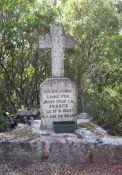 Gedenkstein für Louis Pini