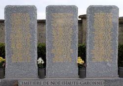 Denkmal für die jüdischen Deportierten (Foto: http://espana36.voila.net)