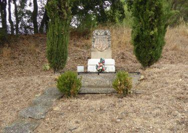 Stele Gaston Laurent; Quelle: memorialgenweb, Gérard Doucet, CC BY-NC-SA 2.0