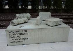 Gedenkstätte für die Deportierten