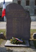 Denkmal in Sussac