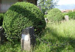 Gedenksteine für Erschossene
