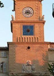 Uhrturm; Quelle: wikipedia, gemeinfrei