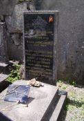 Grab für zwei sowjetische FTP-Kämpfer