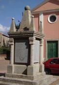 Totendenkmal, Sotta-Dorf