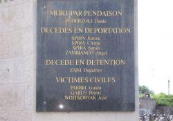 Gedenktafel für NS-Opfer