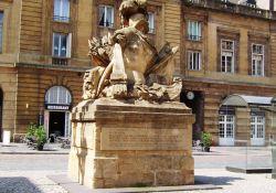Befreiungsdenkmal, Place d'Armes