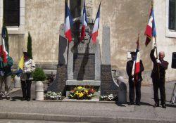 Denkmal in Thorens-Glières
