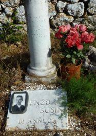 Gräber der beiden Partisanen