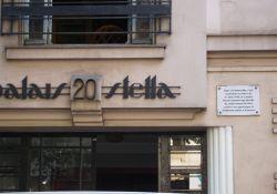 Gedenktafel am Palais Stella