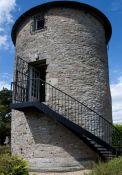 Moulin de la Grée, Musée et Mémorial des parachutistes SAS für die Fallschirmspringer