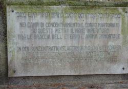 Inschrift auf der Gedenktafel