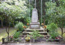 Gedenkstätte für die Opfer