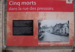 Fünf Tote in der Rue du Pressoir