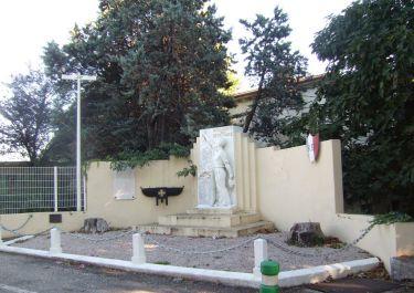 Denkmal Dépot de la Rotonde/SNCF